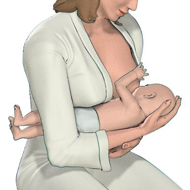 breastfeeding-positions-cross-cradle-hold