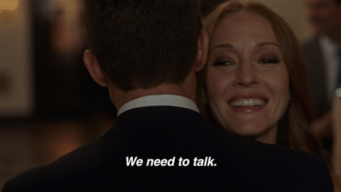 we need to talk2